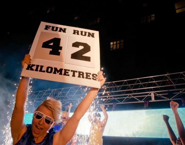 Fun Run – Next Wave Festival 2010. © Image by Bryony Jackson.