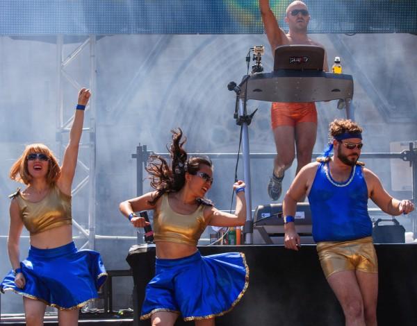 Fun Run – Sydney Festival 2013. © Image by David Choo.