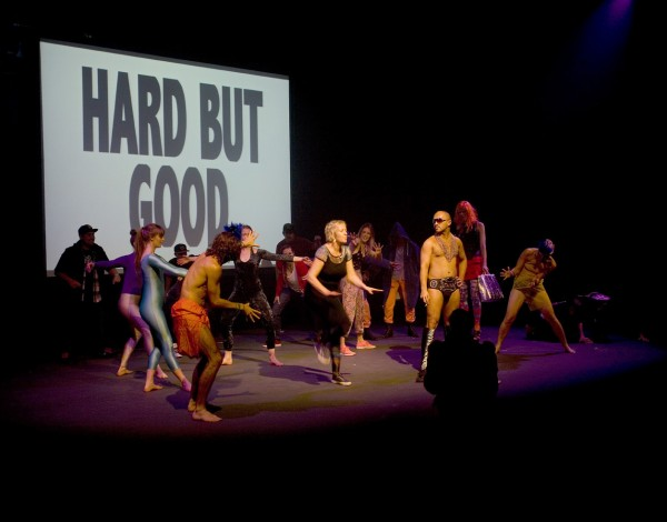 Hard But Good – Solstice at Arts House 2012. © Image by Ponch Hawkes.