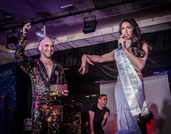 Miss Gay and Miss Trans Australia – Midsumma Festival 2015. © Image by Bryony Jackson.
