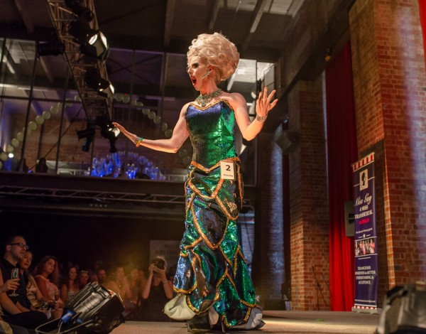 Miss Gay and Miss Trans Australia – The Substation 2016. © Image by Bryony Jackson.