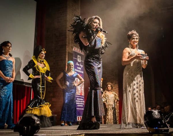 Miss Gay and Miss Trans Australia – Midsumma Festival 2016. © Image by Bryony Jackson.