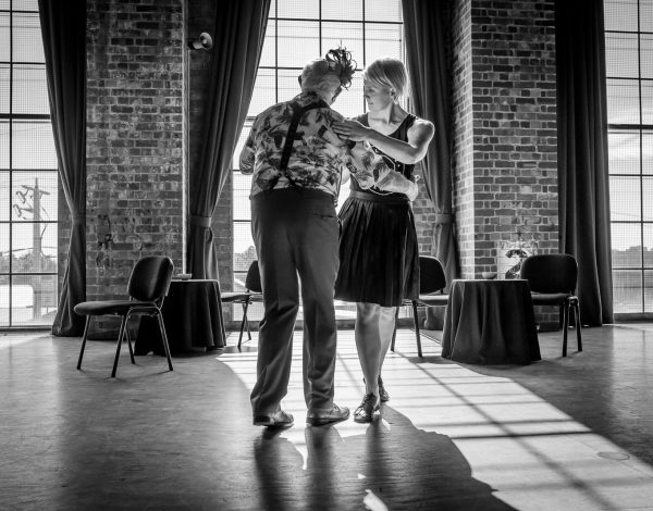 LGBTI elders dance club – The Substation. © Image by Studio Pal.