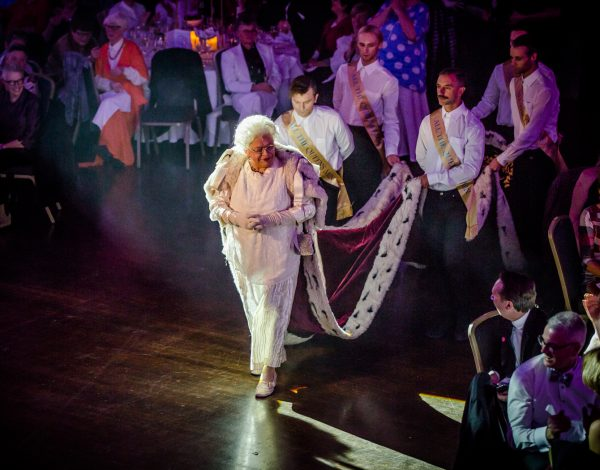 The Coming Back Out Ball – 2017 Victorian Seniors Festival © Image by Bryony Jackson.